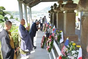 令和2年 米国黒船乗員 墓前祭が行われました